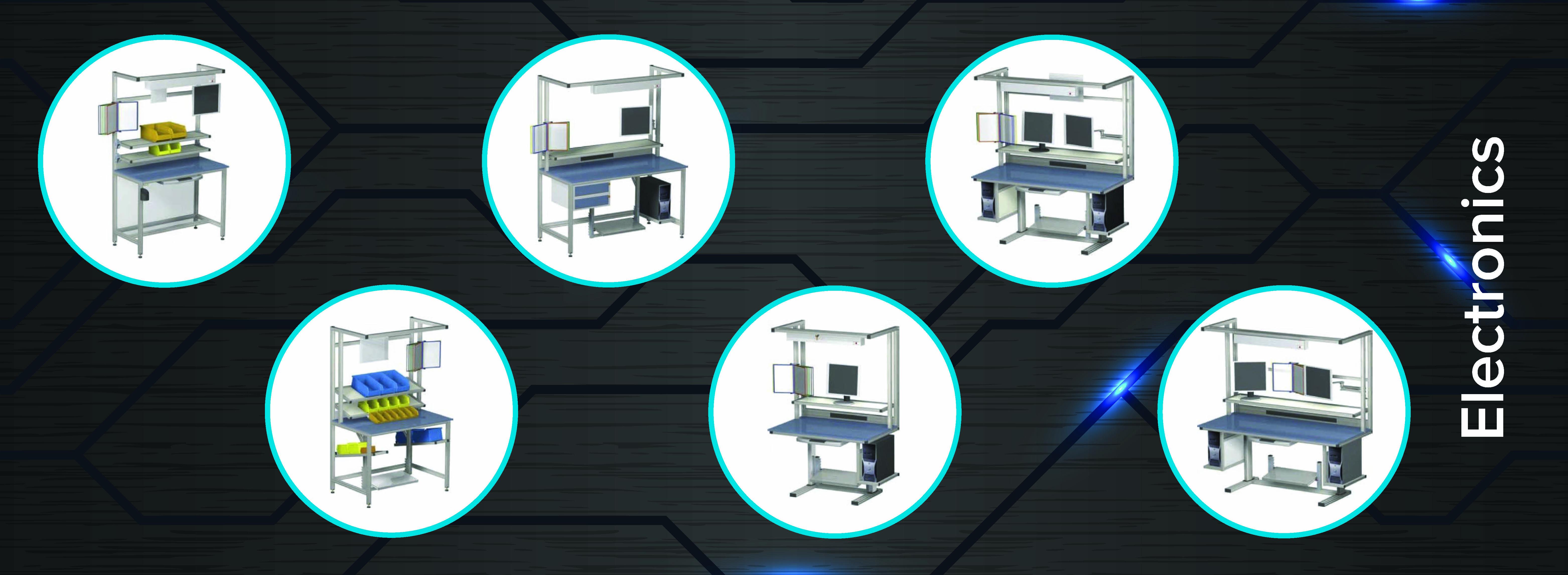 Henchman Workstation Workbench Setup Service