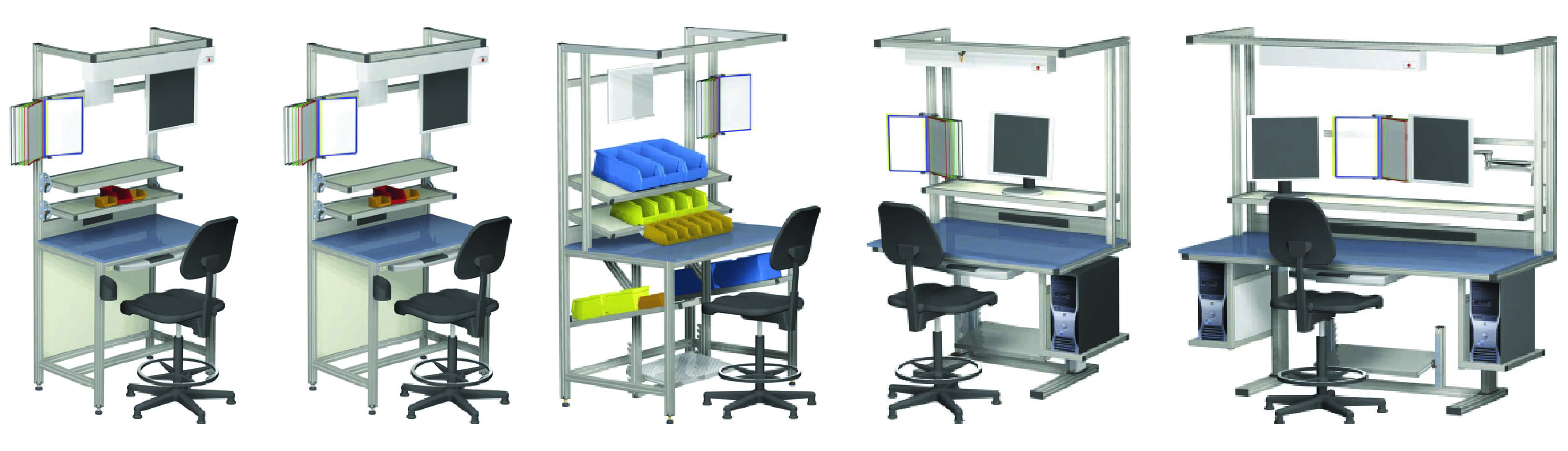 Henchman Workbench Workstation Setup Service