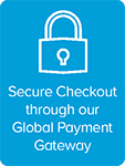 Secure Checkout Footer
