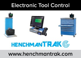 HenchmanTRAK Electronic Tool Control Website