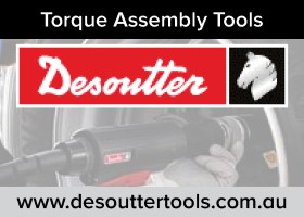 Desoutter Tools Australia Website