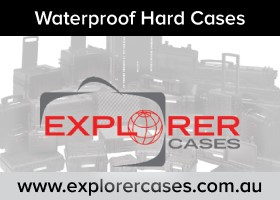 Explorer Cases Australia Website