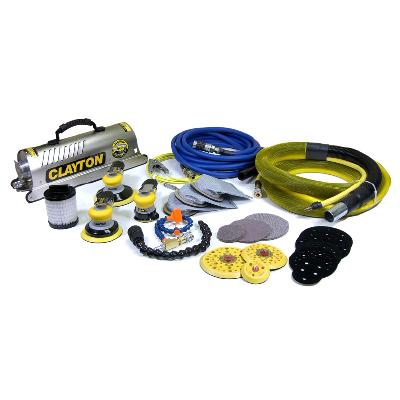 Dustless Sanding Kits