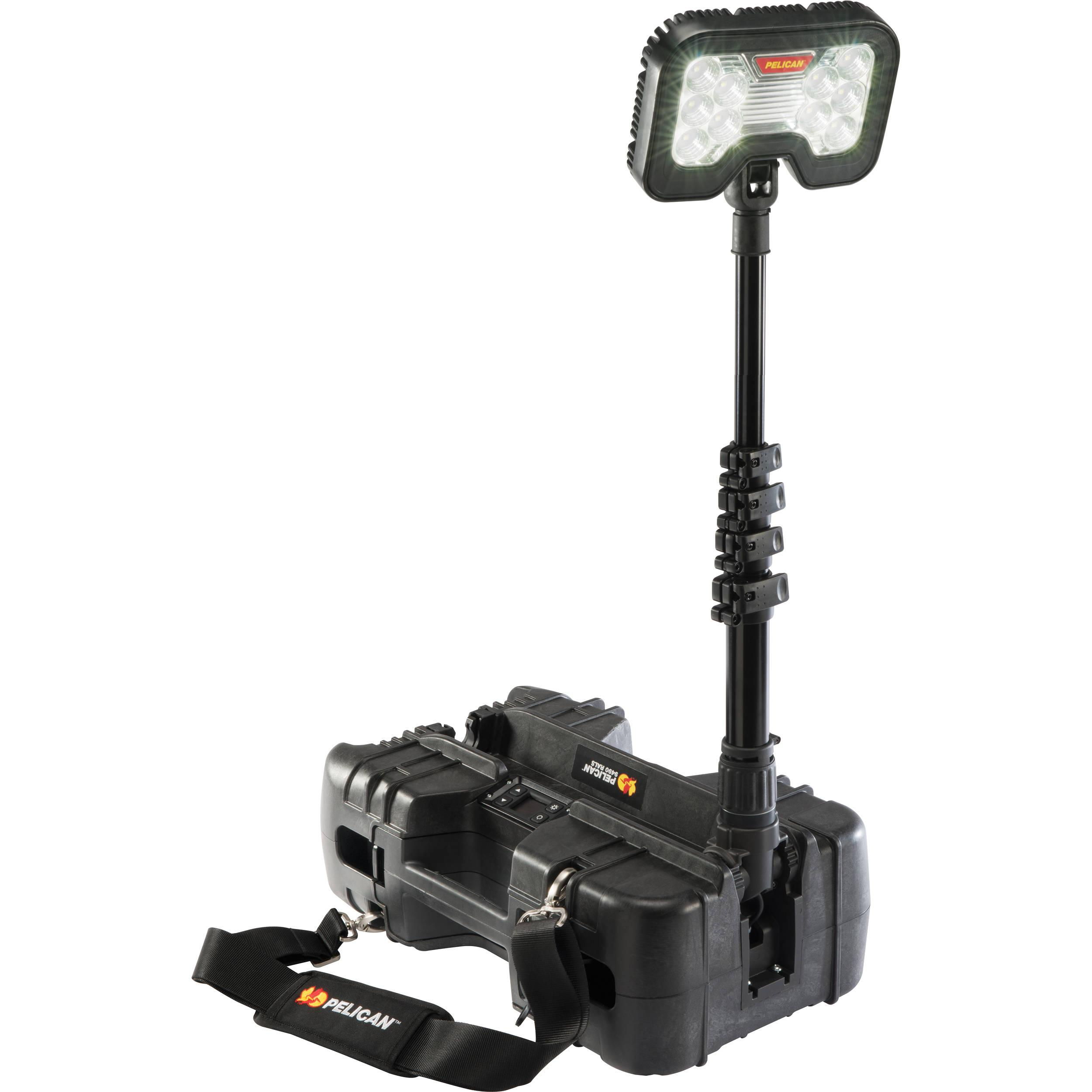Remote Area Flood Light