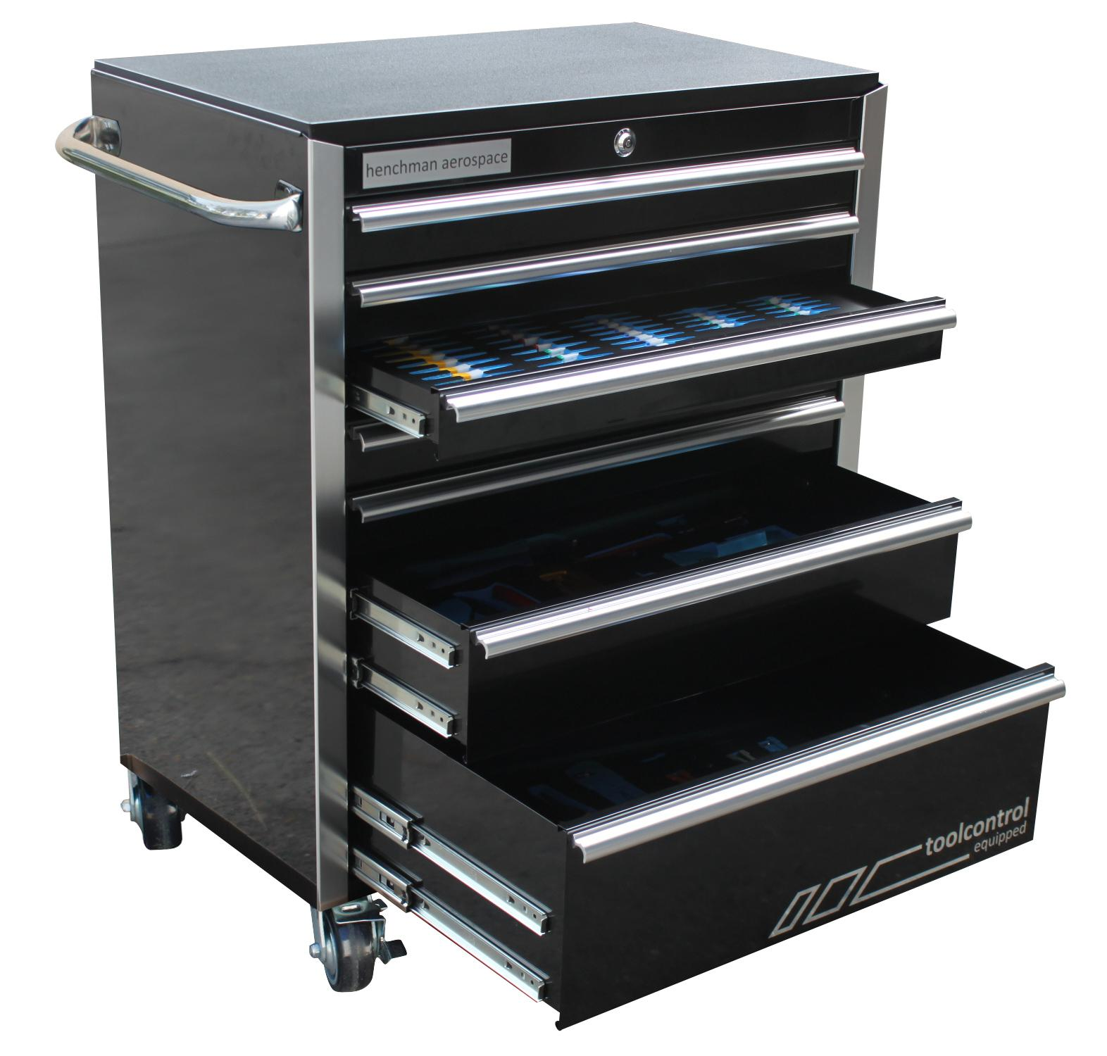 Connector Tooling Kit Cabinet