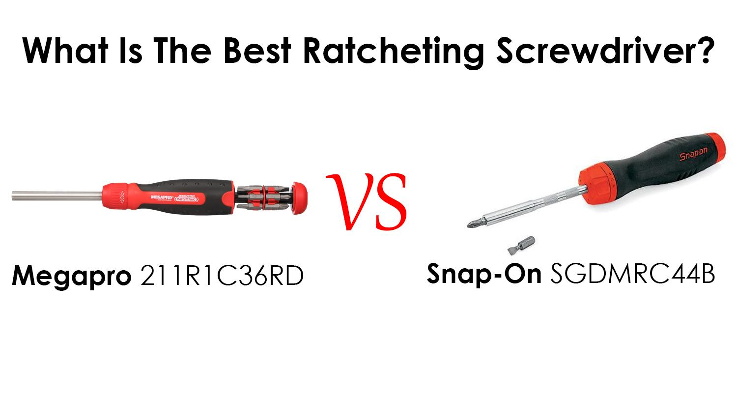 What Is The Best Ratcheting Screwdriver?