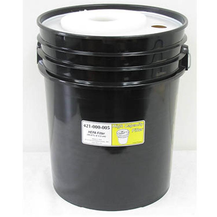 Atrix Hepa Cartridge High Capacity Toner Filter 5 Gal