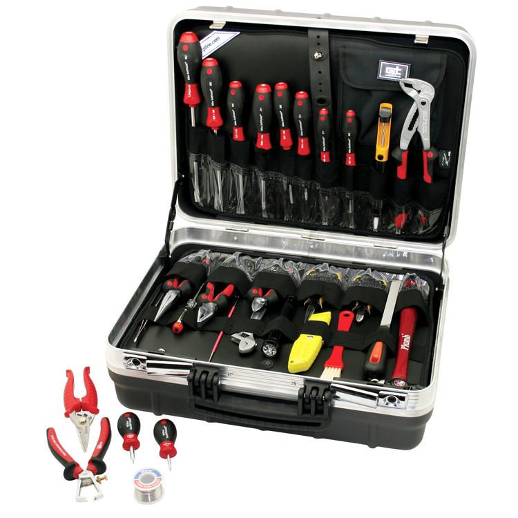 Plant Engineers Toolkit In Atomik Case