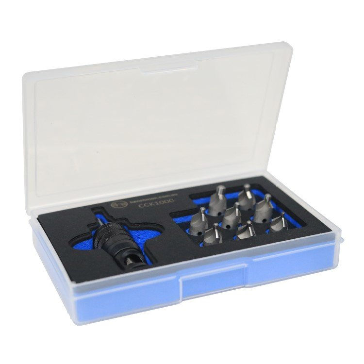 9 Piece Countersink Cage & Cutter Kit