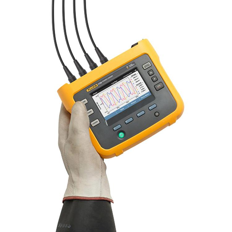 Fluke 3-Phase Energy Logger, International Adv