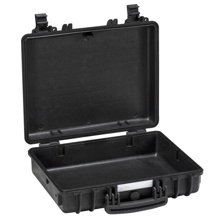 Explorer 4412BE Empty Case, Black