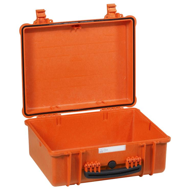 Explorer Case 4820OE Hard Case orange empty 480 x 370 x 205mm
