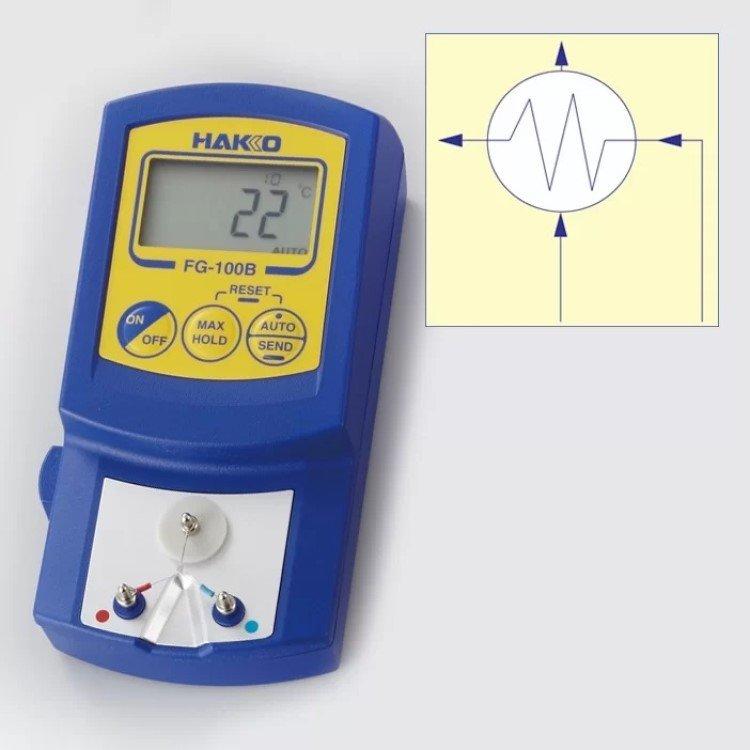 Hakko FG100-01 Tip Temperature Thermometer