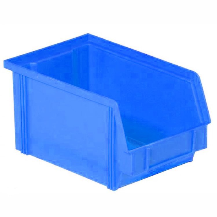Henchman Dissipative ESD Bin Blue 235 x 145 x 125mm