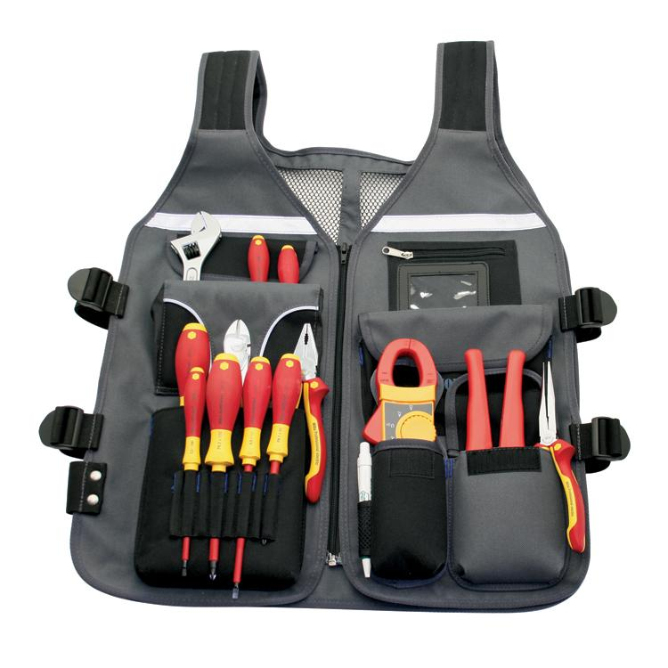Electricians Service Kit - Tool Selection KLP