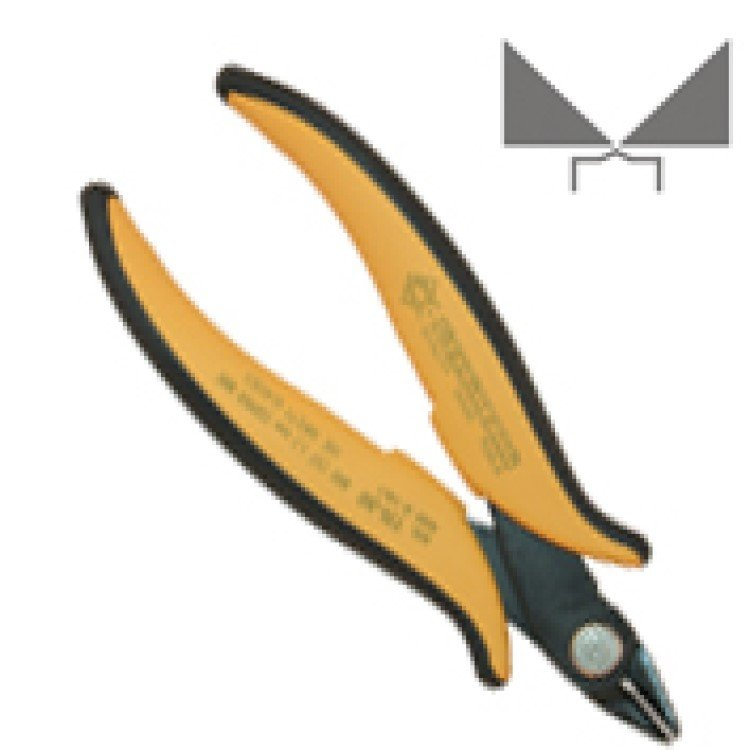 Piergiacomi TR30 Side Cutter 3.0mm Jaw 138mm