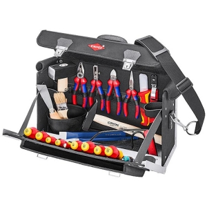 Knipex Tool Bag 24 Parts Apprentices Tool Bag For Electrical Contractors