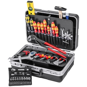Knipex Plumbers Toolkit 24Pcs