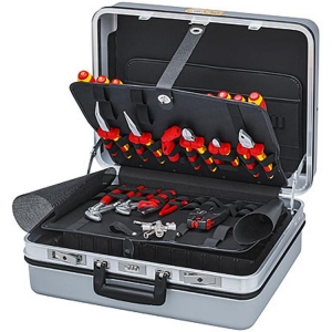 Knipex Tool Case inchElectric inch 23 Parts