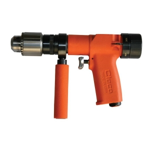 Cleco Variable Speed Drill, 3/8 inch Capacity