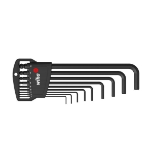 Wiha Ballpoint Hex Key Set 9 Pc