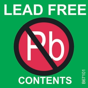 Lead Free Label