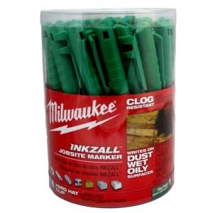 Milwaukee Inkzall Fine Point Marker Green 36pk