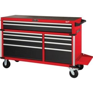 Milwaukee 56 Inch Steel Storage High Capacity Cabinet
