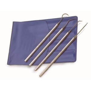 Desco Dental Probe 4 Piece Set