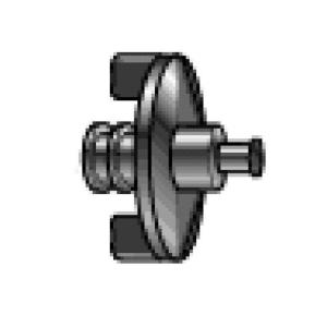 Fisnar 10Cc Barrel Adapter Assy