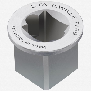 "Stahlwille 7789 1/2"" - 3/4"" Square Drive Adaptor"