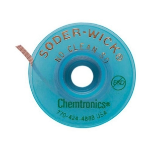 Soder-Wick Spool 0.8mm No Clean