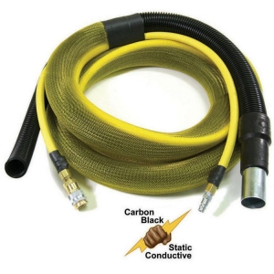Air Vac Work Hose 1.5 Inch X 1In X 20Ft