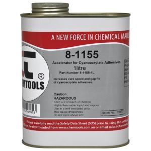 Chemtools Cyanoacrylate Activator Acetone Based 1L