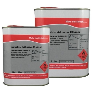 Chemtools Industrial Adhesive Cleaner/Remover 5L