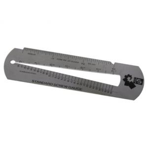 Screw & Weld Gauge 1/4 - 1.3/8 Inch