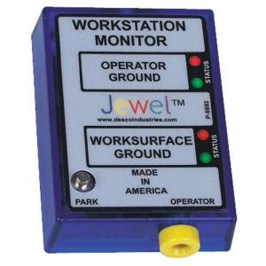 Desco Continuous Wrist Strap Monitor