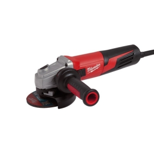 Milwaukee Angle Grinder 125mm (5 Inch) 1550w V-Speed 2800-11000 rpm