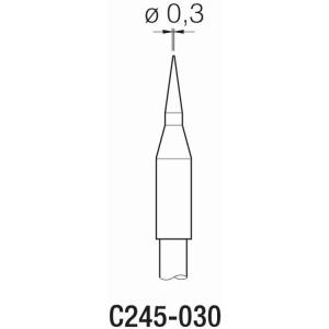 JBC T245 Cartridge 0.3mm Conical