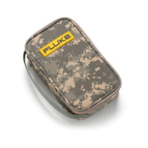Fluke, Camouflage Pattern Soft Carry Case For Multimeters