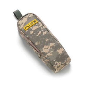 Fluke, Camouflage Pattern Soft Carry Case For Clamp Meters