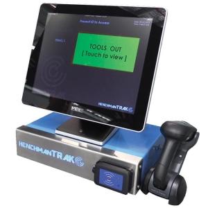 cribTRAK Barcode RFID Scanning System