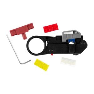 Pressmaster Corex CX-203 Wire Stripper 2 Step Orange Blade Spacing 9.2mm 0.36 in
