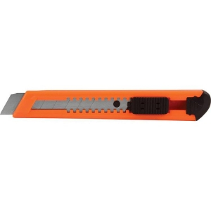 Orange 18mm Plastic Cutter