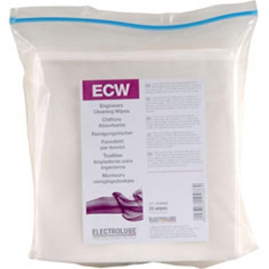 Electrolube Engineer'S Cleaning Wipes (25 Cloths)