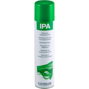 Electrolube IPA (Isopropanol) Cleaning Solvent 400ML