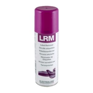 Electrolube Label Remover Aerosol+ Brush
