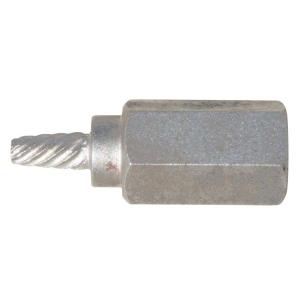 Wedge-Proof Screw Extractor, 1/4 inch