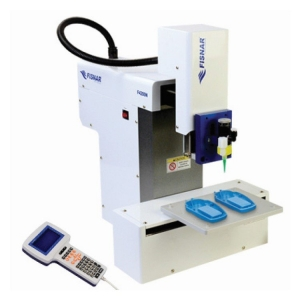 Fisnar Dispensing Robot Benchtop Compact 3-Axis