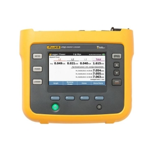 Fluke, Three Phase Electrical Energy Logger